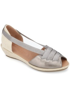 Gentle Souls By Kenneth Cole Women's Luci Wedge Sandals Women's Shoes