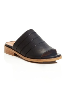 Gentle Souls Gayle Leather Slide Sandals - 100% Exclusive