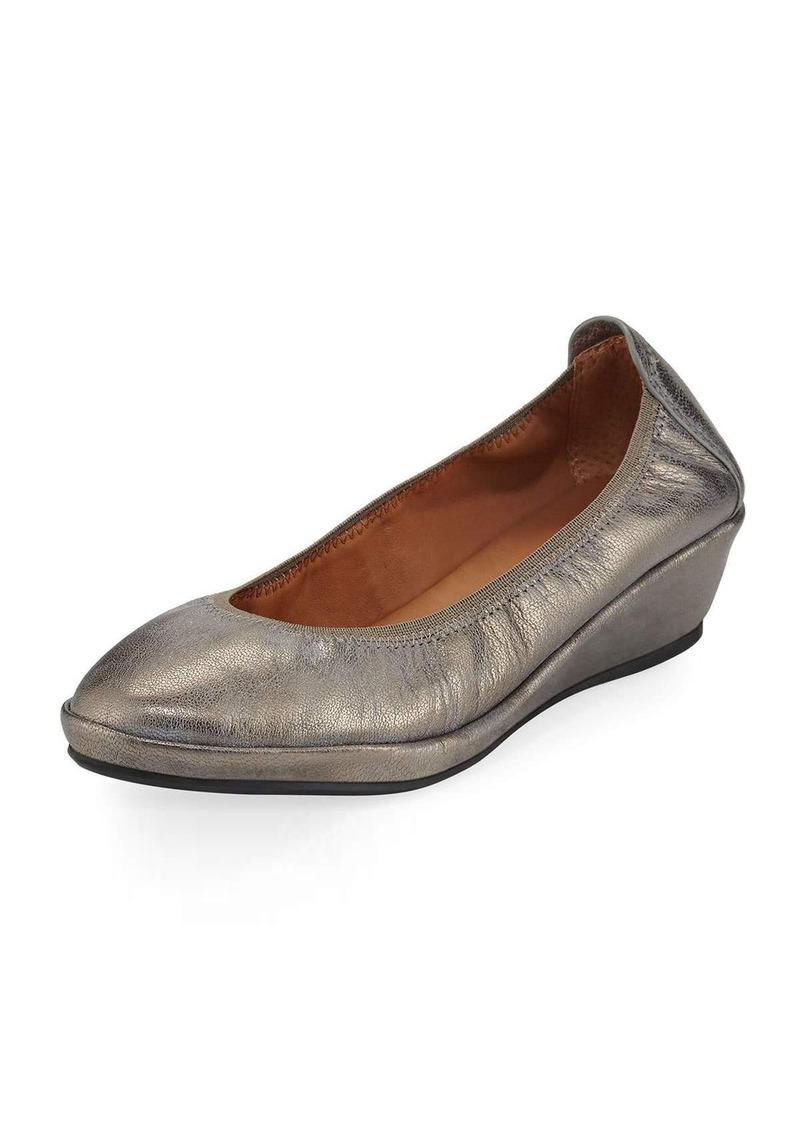 27659423bdc Gentle Souls Gentle Souls Natalie Stretch-Demi Wedge Ballerina Shoe ...