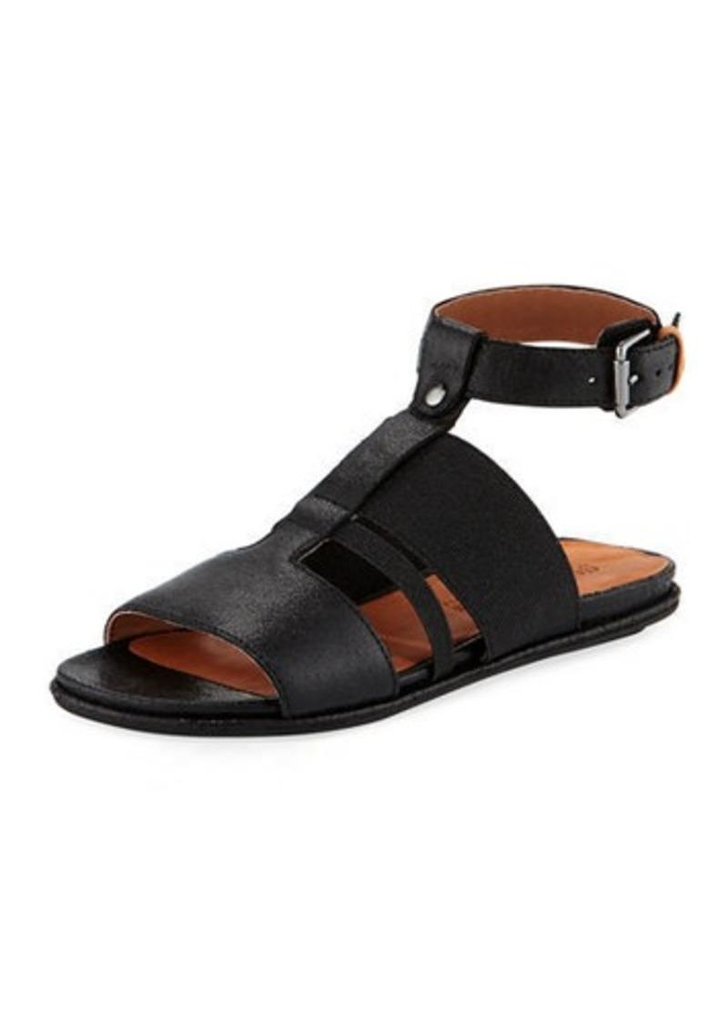 95fbd26759b1 Gentle Souls Ophelia Easy Flat Sandal with Stretch Strap