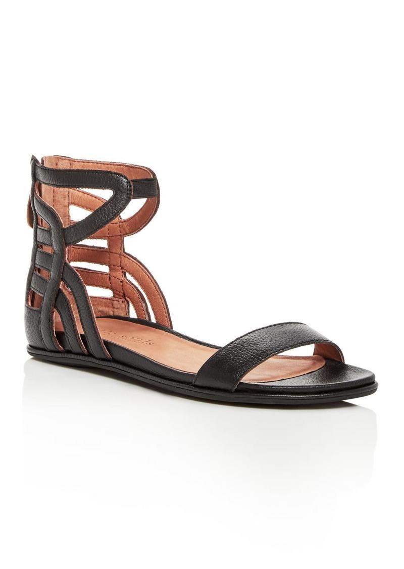 3853cf706 Gentle Souls Gentle Souls Women's Larisa Leather Ankle Strap Demi ...