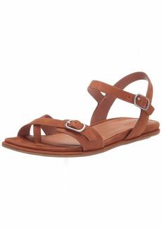 Gentle Souls Women's Lark Strappy Flat Sandal