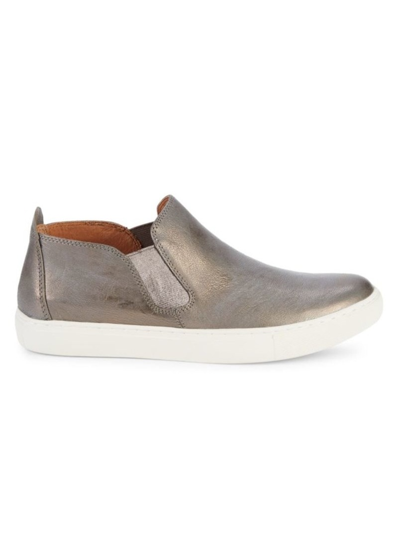 Gentle Souls Slip-On Leather Sneaker