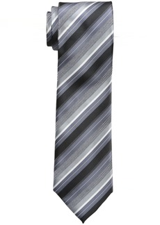 Geoffrey Beene Men's Beyond Stripe Tie black