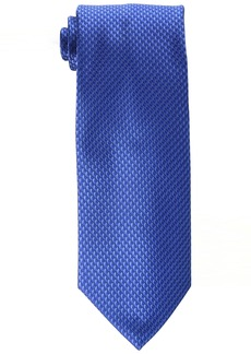 Geoffrey Beene Men's Big-tall Big-tall Endless Unsolid Solid Extra Long Tie  One Size