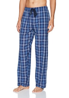 Geoffrey Beene Men's Broadcloth Pajama Sleep Pant