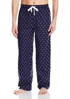 Geoffrey Beene Men's Cotton Poplin Sleep Pant
