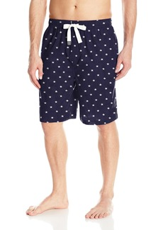 Geoffrey Beene Men's Cotton Poplin Sleep Short