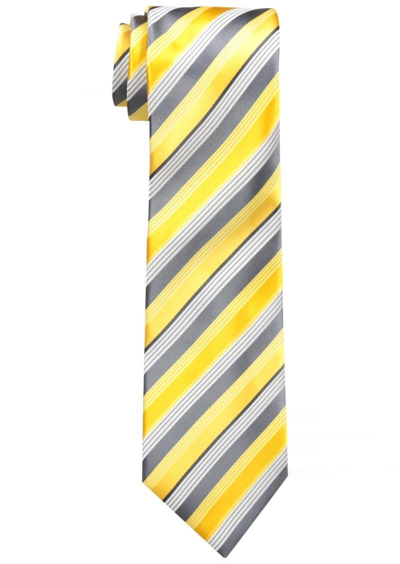 Geoffrey Beene Men's Doubtless Stripe Tie