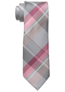 Geoffrey Beene Men's Far and Wide Plaid Tie