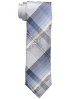 Geoffrey Beene Men's Plaid Instinct Tie