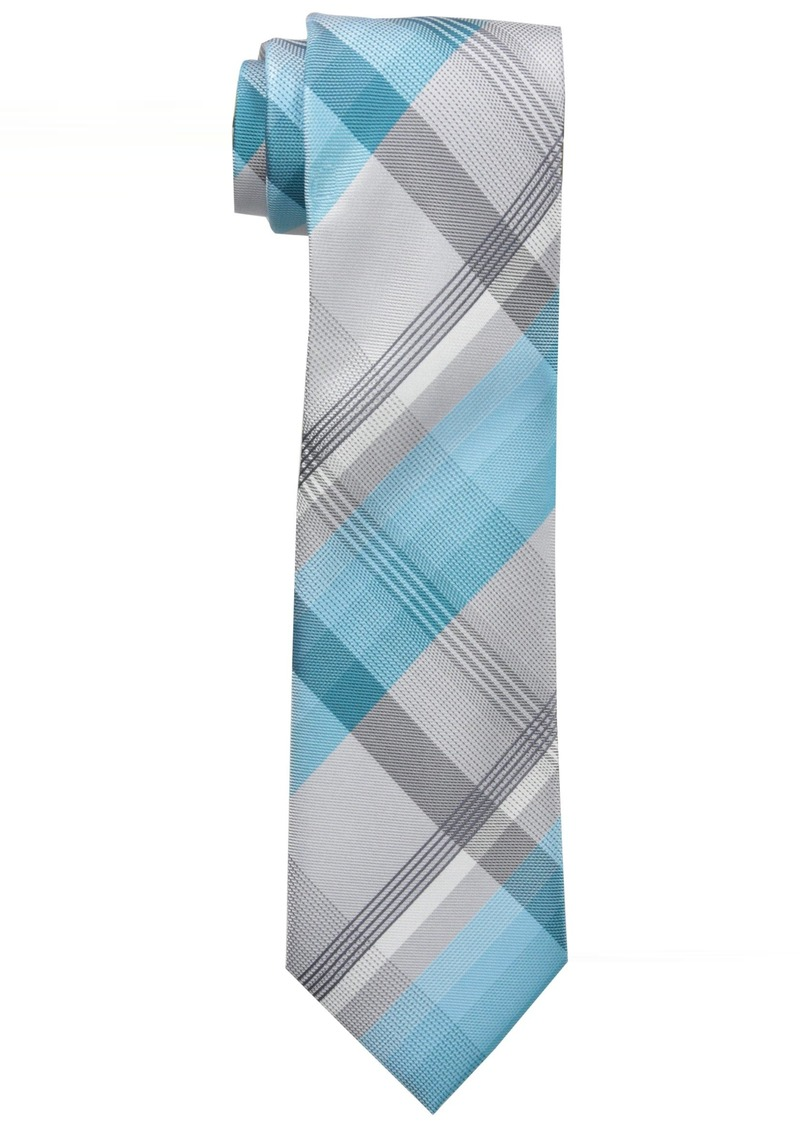 Geoffrey Beene Men's Plaid Instinct Tie
