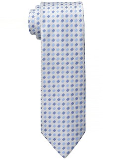 Geoffrey Beene Men's Ruble Tile Grid Tie