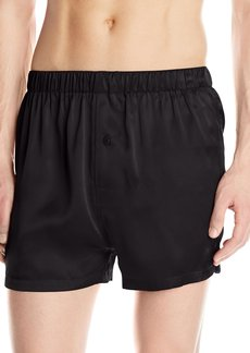 Geoffrey Beene Men's Silk Boxer Short