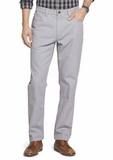 Geoffrey Beene Men's Straight Fit Twill 5 Pocket Pant