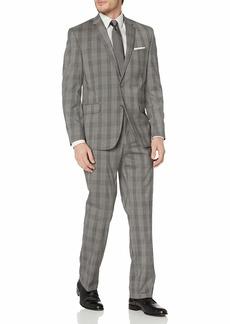 Geoffrey Beene Men's Two-Button Suit
