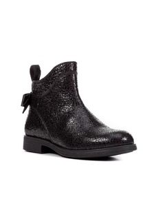 Geox Agata Metallic Ankle Boot (Toddler, Little Kid & Big Kid)