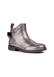 Geox Agata Metallic Ankle Boot (Toddler, Little Kid & Big Kid)