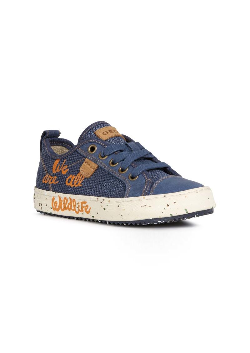 Geox Alonisso 48 Sneaker (Toddler, Little Kid & Big Kid)