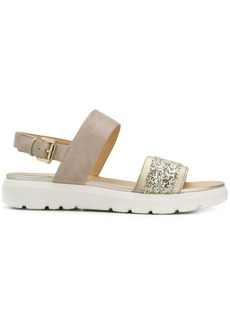 Geox Amalitha sandals - Nude & Neutrals