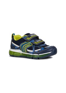 Geox Android 21 Light-Up Sneaker (Toddler, Little Kid & Big Kid)
