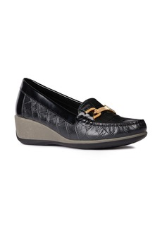 Geox Arethea Loafer Wedge (Women)