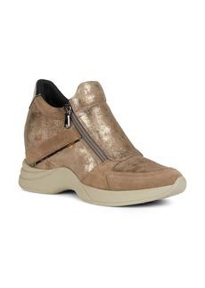 Geox Armonica Hidden Wedge Sneaker (Women)