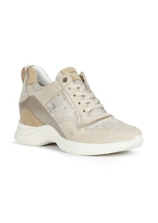 Geox Armonica Wedge Sneaker (Women)