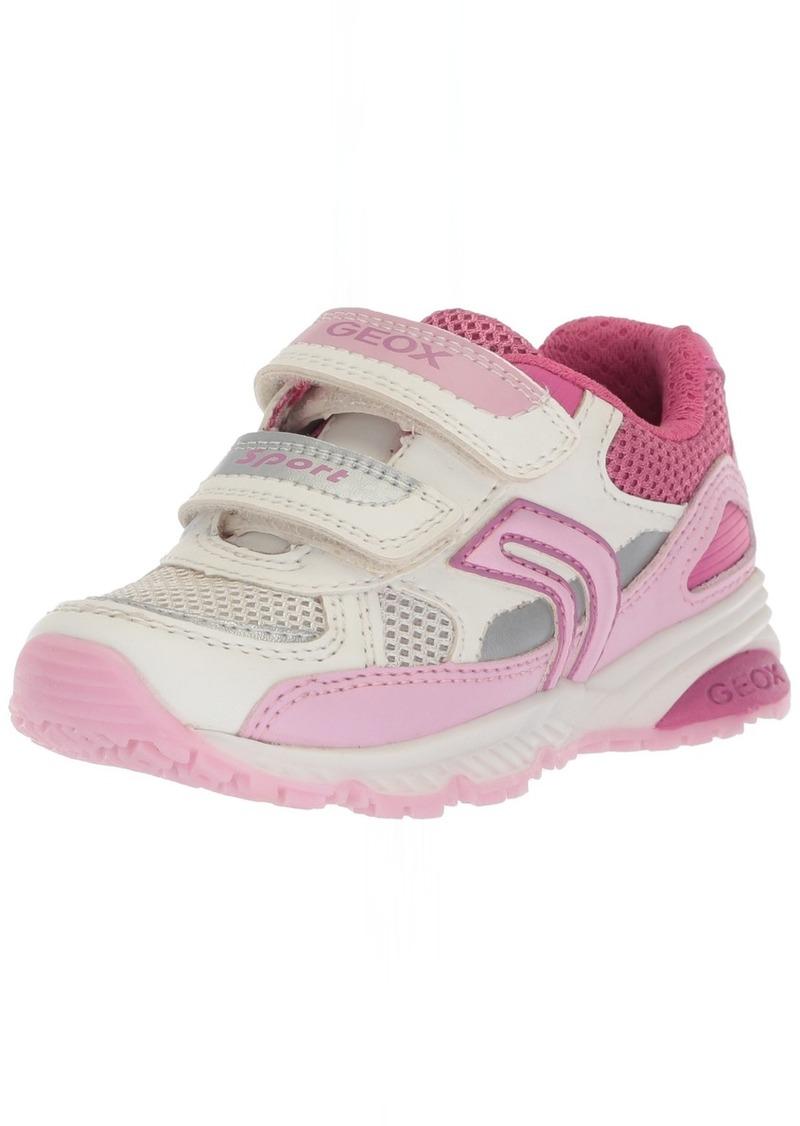 Geox Bernie Girl 10 Sneaker