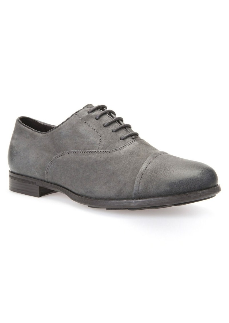 Geox 'Besmington 5' Cap Toe Oxford (Men)