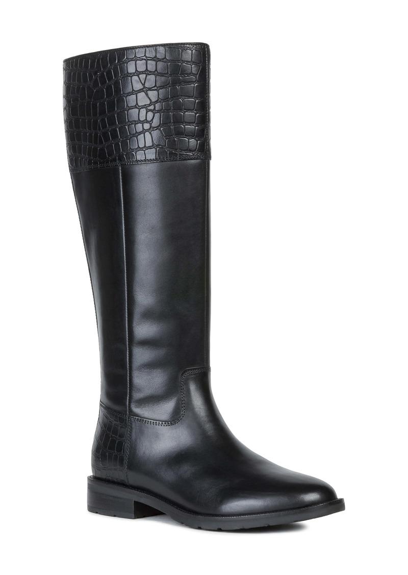 Geox Bettanie Tall Boot (Women)