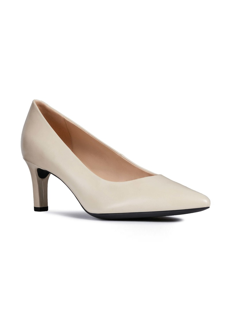 Geox Bibbiana Pointed Toe Pump (Women)