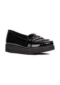 Geox Blenda Studded Kiltie Loafer (Women)
