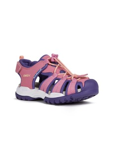 Geox Borealis 9 Sandal (Toddler, Little Kid & Big Kid)