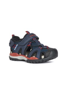 Geox Borealis Sandal (Toddler, Little Kid & Big Kid)