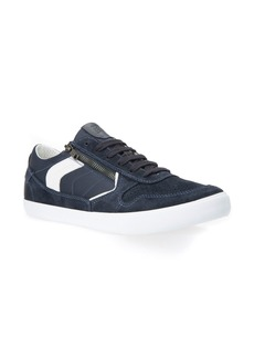 Geox Box 33 Low Top Zip Sneaker (Men)