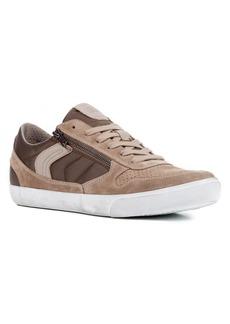 Geox Box 33 Low Top Zip Sneaker (Men)