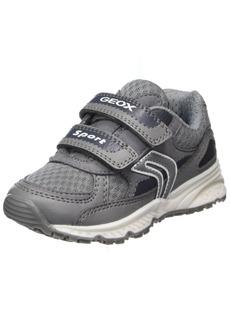 Geox Boys' Bernie 18 Sneaker