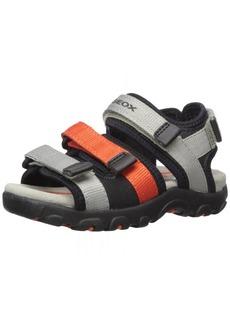 Geox Boys' Strada 15 Sandal