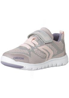 Geox Boys' Xunday Girl 1 Sneaker