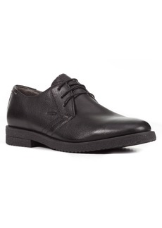 Geox Brandled Plain Toe Derby (Men)