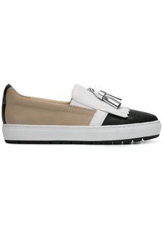 Geox Breeda loafers - Nude & Neutrals