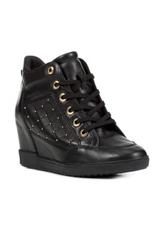 Geox Carum Wedge Sneaker (Women)