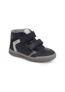 Geox Carzach Mid Top Sneaker (Toddler, Little Kid & Big Kid)