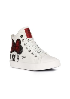 Geox Ciak Minnie Mouse Sneaker (Toddler)