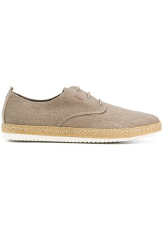 Geox Copacabana lace-up shoes - Nude & Neutrals