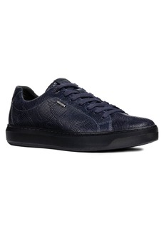 Geox Deiven 7 Snake Embossed Low Top Sneaker (Men)