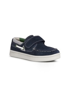 Geox DJ Rock Boat Shoe (Toddler, Little Boy & Big Boy)