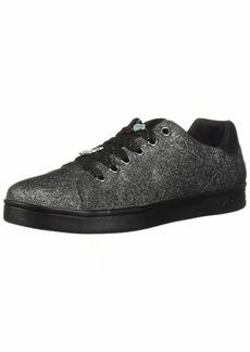 Geox DJ Rock Girl 14 Metallic Sneaker