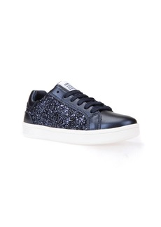 Geox DJ Rock Glitter Low Top Sneaker (Toddler, Little Kid & Big Kid)